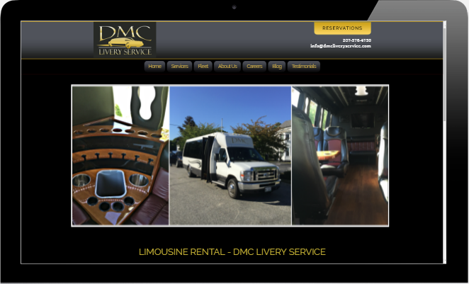 DMCLivery Service South Paris Maine