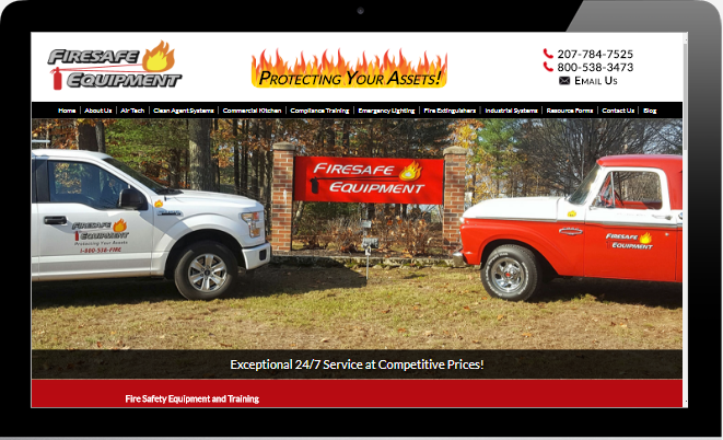 Firesafe Equipment Auburn Maine