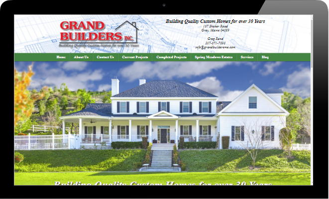 Grand Builders Gray Maine
