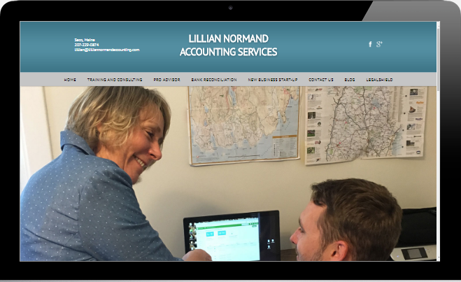 Lilian Normand Accounting Services Maine