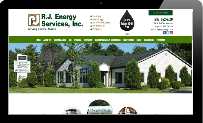 RJ Energy Services Inc Augusta- Gardiner Maine