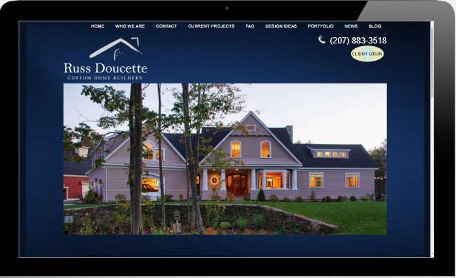Russ Doucette Custom Homes