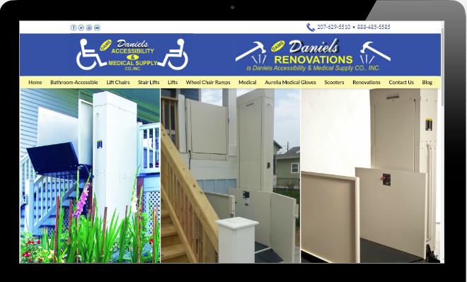 Daniels Accessibility & Medical Supply