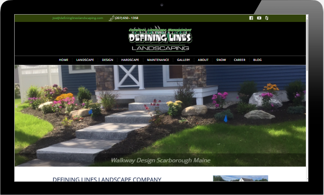 Defining Lines Landscaping Scarborough ME